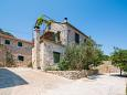 Parking lot Pitve (Hvar) - Accommodation 8790 - Vacation Rentals with sandy beach.