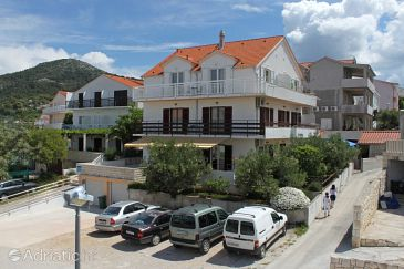 Property Hvar (Hvar) - Accommodation 8794 - Apartments with pebble beach.
