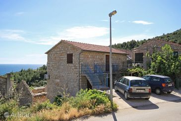 Property Ivan Dolac (Hvar) - Accommodation 8797 - Apartments with pebble beach.