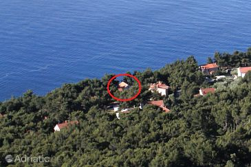 Property Zavala (Hvar) - Accommodation 8809 - Apartments near sea.