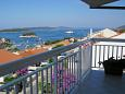 Balcony 1 - Apartment A-8812-b - Apartments and Rooms Hvar (Hvar) - 8812