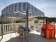 Courtyard Hvar (Hvar) - Accommodation 8812 - Apartments and Rooms with pebble beach.