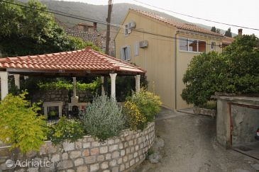 Property Hodilje (Pelješac) - Accommodation 8814 - Vacation Rentals with pebble beach.
