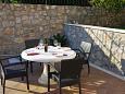 Terrace - House K-8815 - Vacation Rentals Rožat (Dubrovnik) - 8815