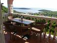 Terrace - Apartment A-8839-c - Apartments Rukavac (Vis) - 8839