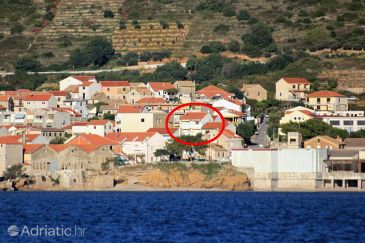 Property Komiža (Vis) - Accommodation 8847 - Apartments near sea with pebble beach.