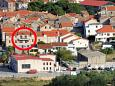 Property Komiža (Vis) - Accommodation 8862 - Apartments with pebble beach.