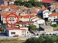 Property Komiža (Vis) - Accommodation 8862 - Apartments with pebble beach.
