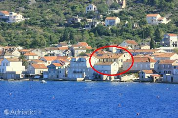 Property Vis (Vis) - Accommodation 8874 - Apartments near sea with pebble beach.
