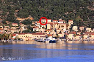 Property Vis (Vis) - Accommodation 8883 - Apartments with pebble beach.