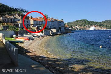 Property Vis (Vis) - Accommodation 8885 - Apartments near sea with pebble beach.