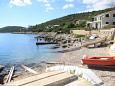 Terrace - view - House K-8900 - Vacation Rentals Milna (Vis) - 8900
