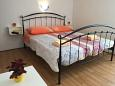 Bedroom 2 - House K-8902 - Vacation Rentals Vis (Vis) - 8902