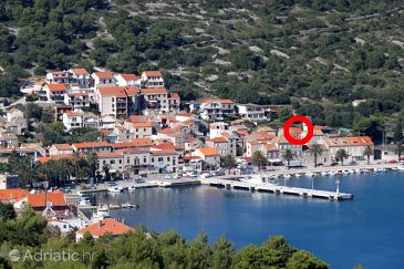 Property Vis (Vis) - Accommodation 8902 - Vacation Rentals near sea with pebble beach.