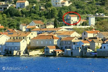 Vis, Vis, Property 8904 - Apartments with pebble beach.