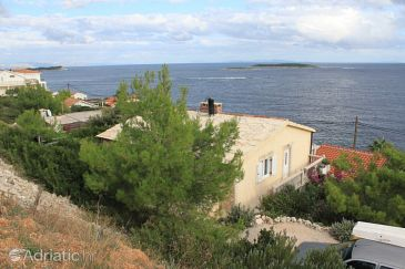 Milna, Vis, Property 8917 - Apartments blizu mora.