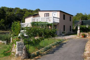 Property Rukavac (Vis) - Accommodation 8920 - Apartments with pebble beach.