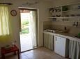 Kitchen - Studio flat AS-8942-b - Apartments Milna (Vis) - 8942