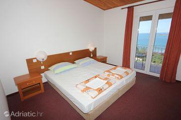 Plat, Bedroom u smještaju tipa room, dostupna klima i WIFI.
