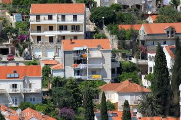 Property Dubrovnik (Dubrovnik) - Accommodation 8982 - Apartments with pebble beach.