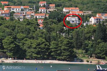 Property Mlini (Dubrovnik) - Accommodation 8991 - Apartments with pebble beach.