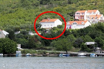 Property Mokošica (Dubrovnik) - Accommodation 8996 - Apartments near sea with pebble beach.