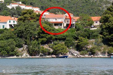 Zaton Mali, Dubrovnik, Property 9007 - Apartments blizu mora with pebble beach.