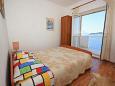 Dubrovnik, Bedroom 1 u smještaju tipa apartment, WIFI.