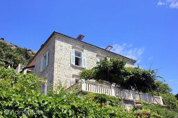 Property Dubrovnik (Dubrovnik) - Accommodation 9077 - Apartments with pebble beach.