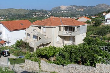 Property Srebreno (Dubrovnik) - Accommodation 9085 - Apartments with pebble beach.