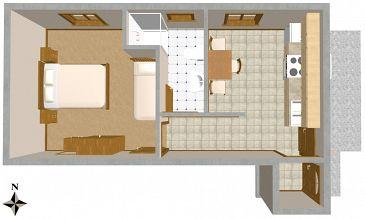 Apartament A-910-b - Apartamenty Sali (Dugi otok) - 910