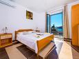 Bedroom 2 - Apartment A-9110-a - Apartments Štikovica (Dubrovnik) - 9110