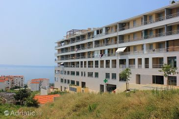 Property Split (Split) - Accommodation 9122 - Apartments with pebble beach.