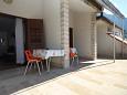 Terrace - Room S-9128-a - Apartments and Rooms Makarska (Makarska) - 9128