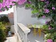 Terrace - Apartment A-9145-a - Apartments Zavalatica (Korčula) - 9145