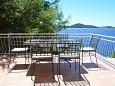 Terrace - Apartment A-9146-a - Apartments Prižba (Korčula) - 9146