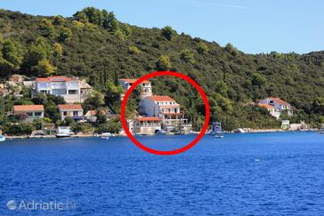 Property Žrnovska Banja (Korčula) - Accommodation 9148 - Apartments near sea.