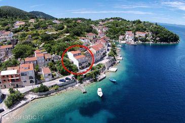 Property Račišće (Korčula) - Accommodation 9169 - Apartments near sea.