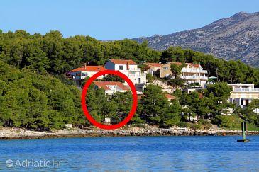 Property Lumbarda (Korčula) - Accommodation 9172 - Apartments near sea.