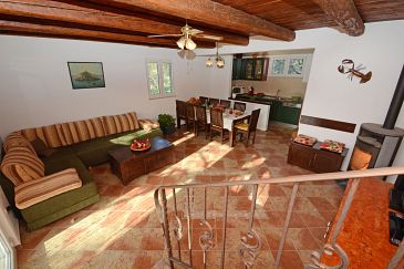 House K-9178 - Vacation Rentals Prižba (Korčula) - 9178