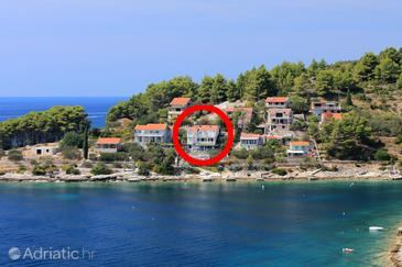 Property Mikulina Luka (Korčula) - Accommodation 9181 - Apartments near sea.