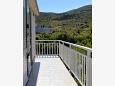 Balcony - Apartment A-9185-a - Apartments Kneža (Korčula) - 9185