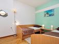 Bedroom - Studio flat AS-9194-a - Apartments Split (Split) - 9194