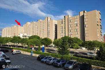 Property Split (Split) - Accommodation 9195 - Apartments with pebble beach.