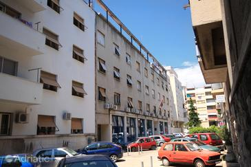 Property Split (Split) - Accommodation 9199 - Apartments with sandy beach.
