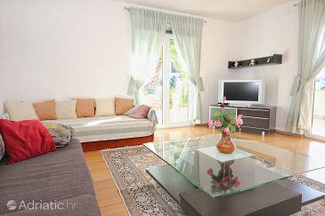 Mavarštica, Living room u smještaju tipa house, dopusteni kucni ljubimci i WIFI.