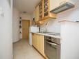 Rastići, Kitchen u smještaju tipa apartment, WIFI.