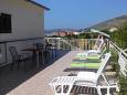 Terrace - Apartment A-9209-a - Apartments Trogir (Trogir) - 9209