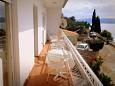 Balcony - Apartment A-921-a - Apartments Brodarica (Šibenik) - 921