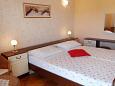 Bedroom 1 - Apartment A-9210-a - Apartments Trogir (Trogir) - 9210